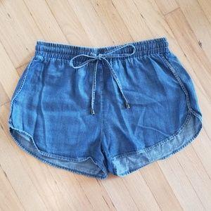 Lovestitch Denim Shorts